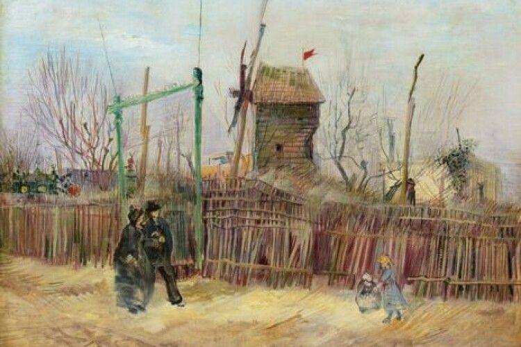 Маловідому картину Вінсента Ван Гога продали за понад 13 мільйонів євро