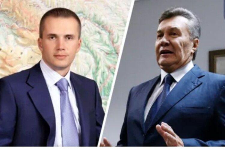 Суд розгляне питання арешту Януковича і його сина