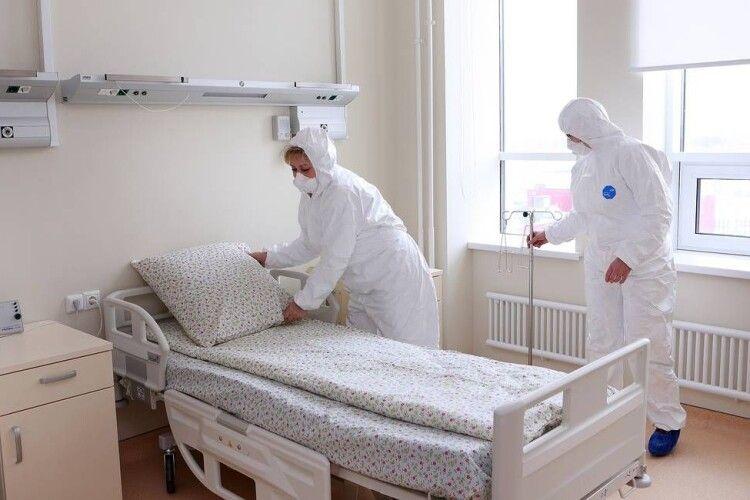 На Волині ще три лікарні перепрофілюють під «коронавірусні» шпиталі