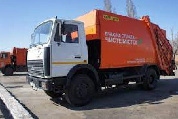 У Луцьку зростуть тарифи за вивезення побутових відходів