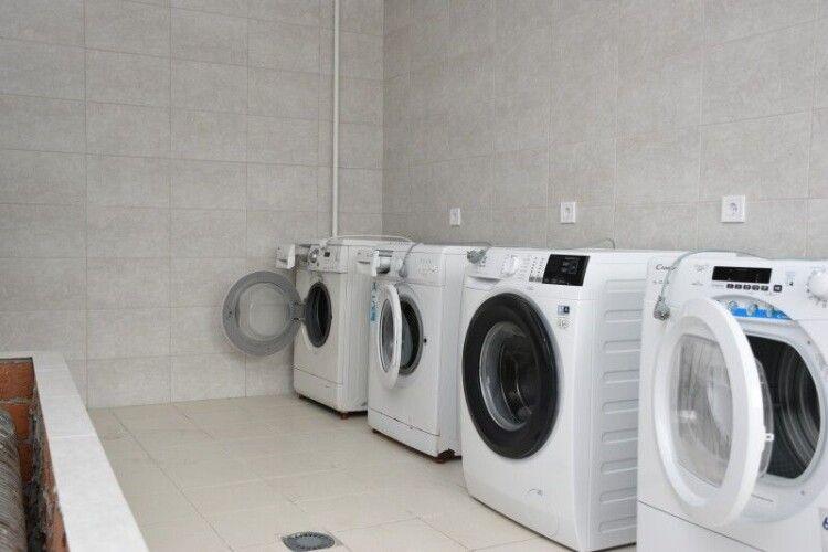У луцькому дитсадку вперше за 50 років відремонтували пральню