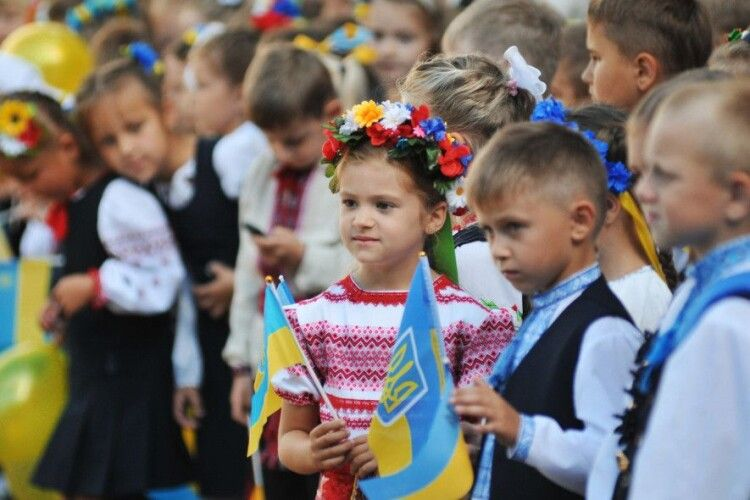 Рівень знань українських школярів нижче середнього у світі