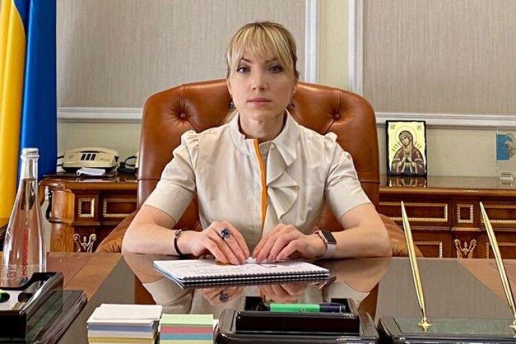 Кабмін звільнив т. в. о. міністра енергетики Ольгу Буславець, яку підозрювали в підіграванні Ахметову