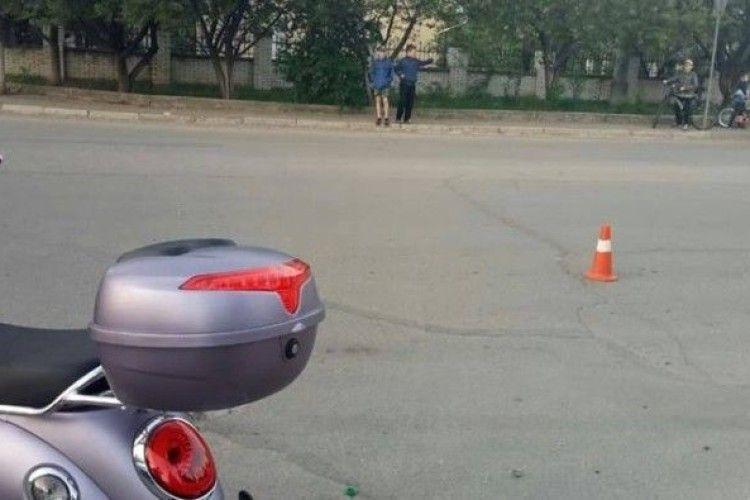 "Результат пошуку зображень за запитом впала із скутера"""