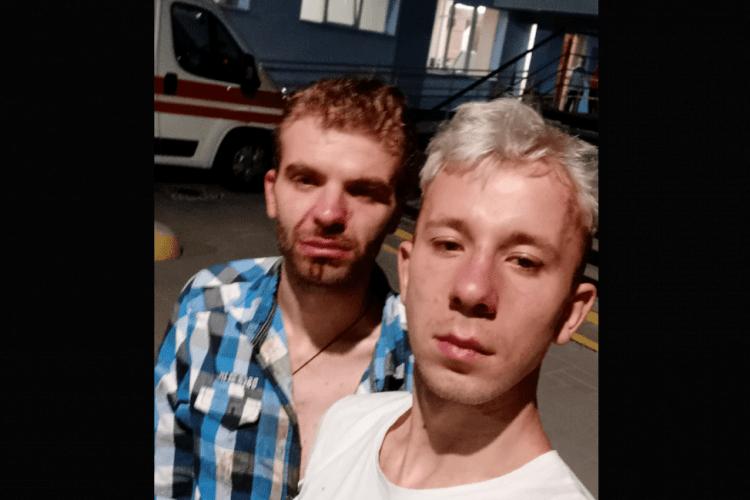 У Львові молодики побили поета та музиканта, бо прийняли їх за геїв