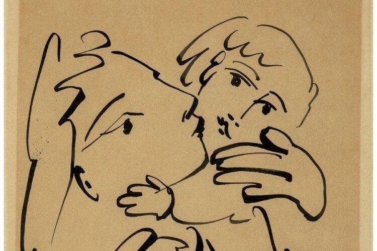 Малюнок Пікассо пропонують за 80–100 тисяч доларів