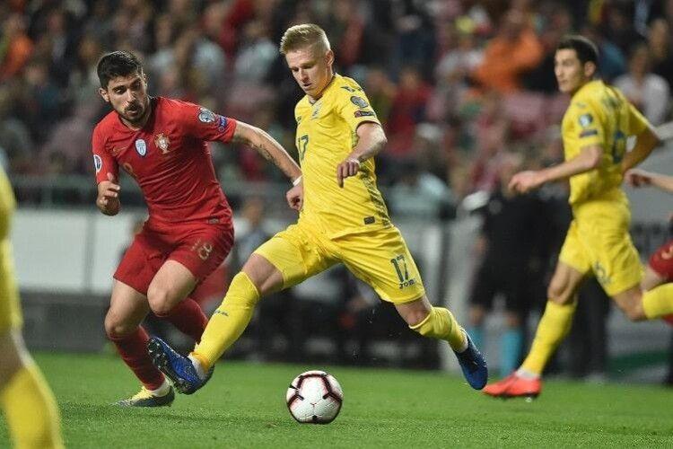 На поєдинок з Францією збірну України з капітанською пов'язкою виведе Олександр Зінченко