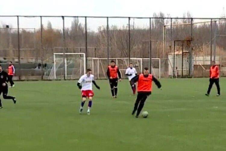 В окупованому Донецьку з'явився фейковий ФК «Шахтар»
