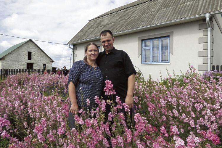 За15років шлюбу Бог дав парі волинян 11діток