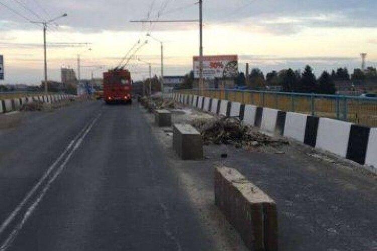 У Луцьку почистять міст за 160 тисяч гривень