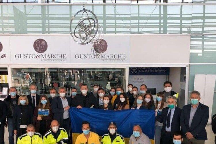 Місію виконано! Українські медики повертаються на батьківщину