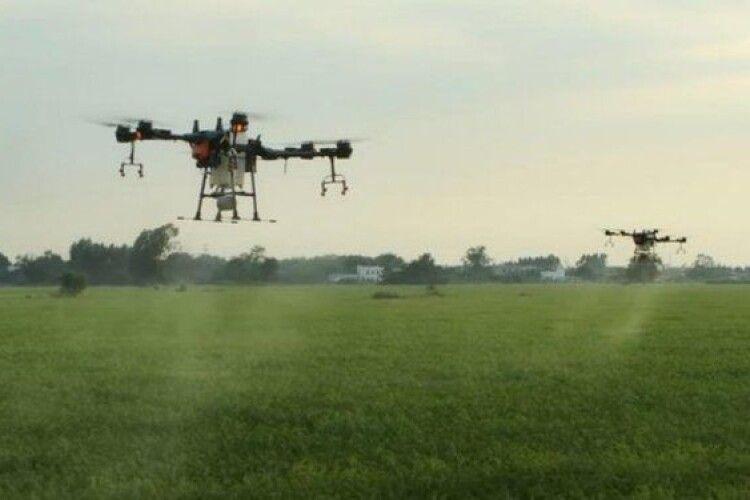Найбільший у світі виробник дронів відкриє завод в Україні