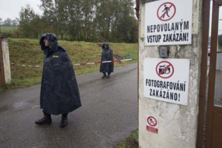 На складах, які росіяни підірвали у Чехії, була зброя для України