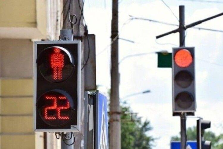 Лучани просять встановити світлофор на вулиці Конякіна