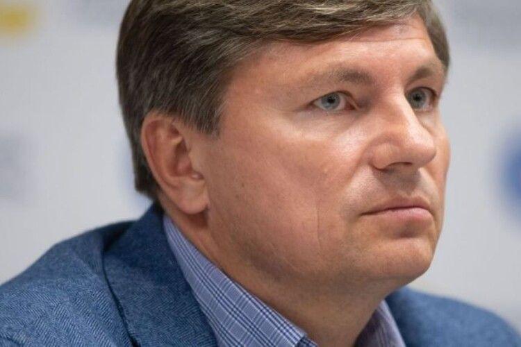 Артур Герасимов: «За рівнем тестування на коронавірус ми програємо країні-агресору, і це питання національної безпеки»