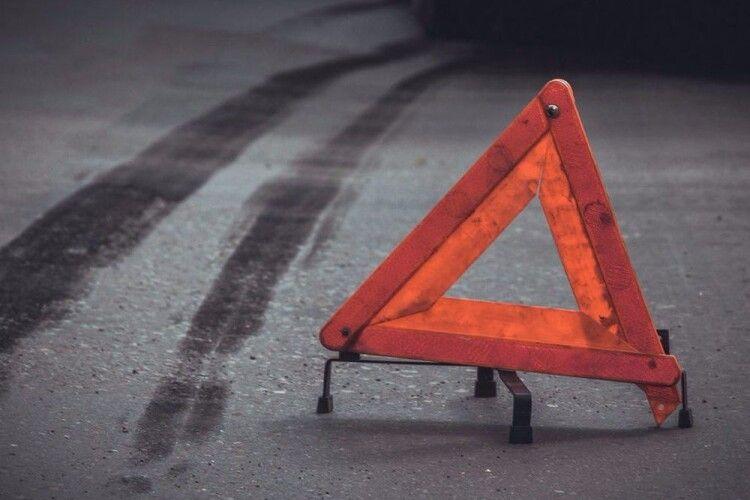 В аварії на Львівщині постраждало восьмеро волинян