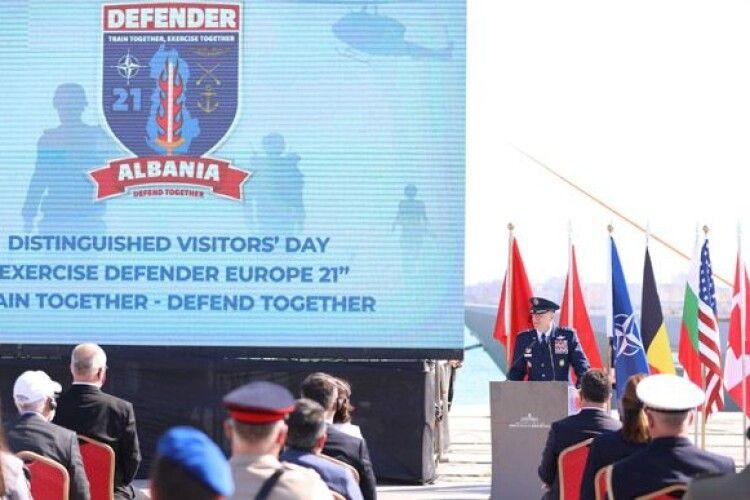 В Албанії стартували навчання НАТО під керівництвом США