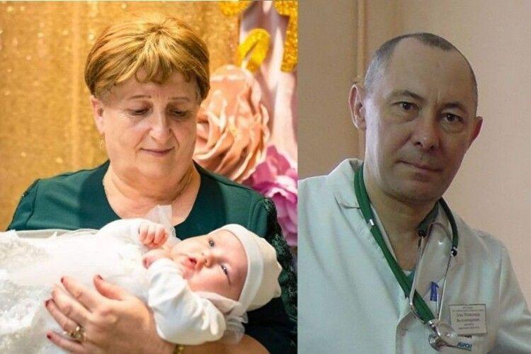 Любомльські лікарі врятували життя шачанки Валентини Омельчук