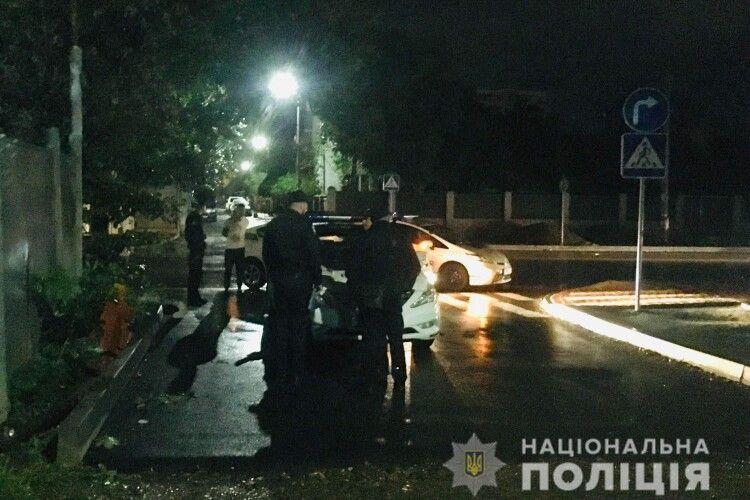 Стрілянина в Івано-Франківську: поліція розповіла деталі (Фото)