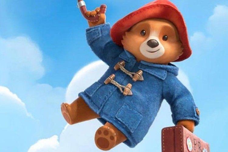 Ведмедик знову порадує своїми пригодами