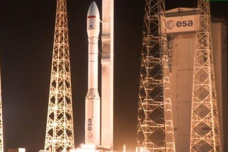 У Південній Америці успішно запустили ракету-носій з українським двигуном