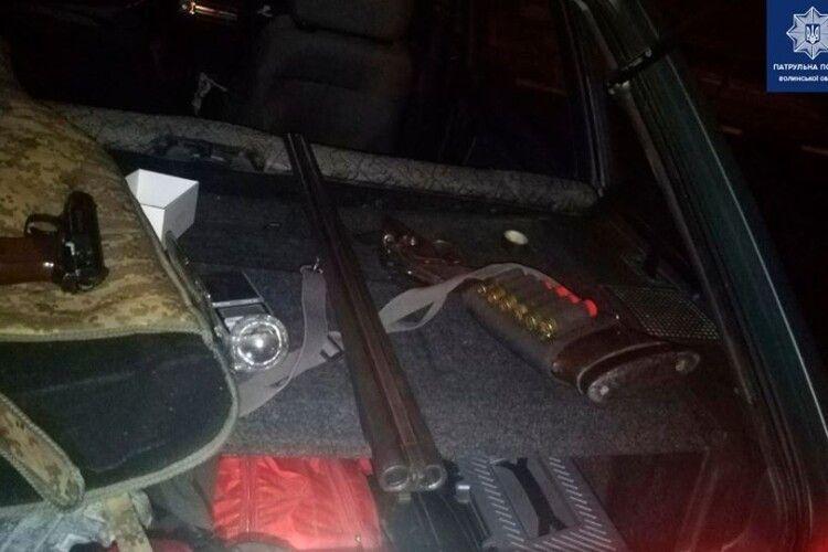 У Луцьку зупинили водія під, ймовірно, «кайфом»