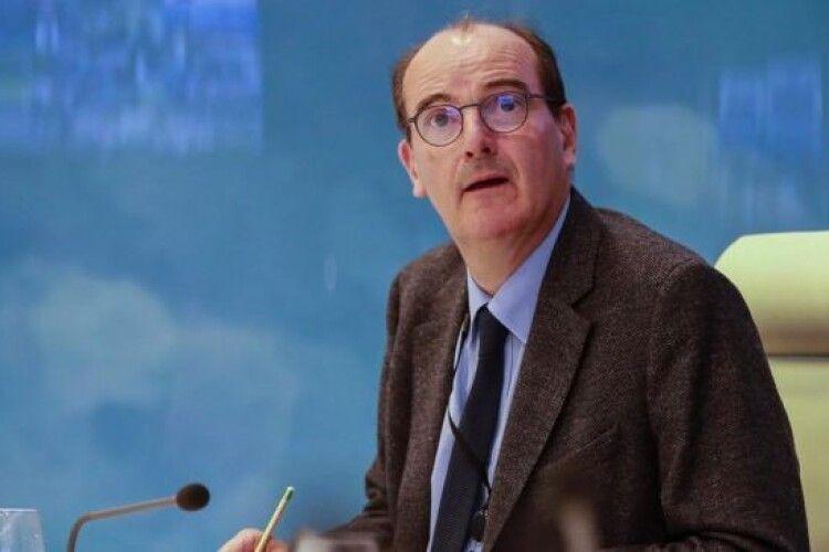 Прем'єр-міністр Франції одержав щеплення вакциною AstraZeneca