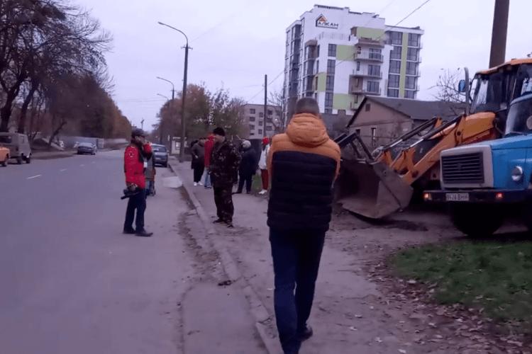 Чому в Луцьку мешканці восьми будинків шостий день мерзнуть