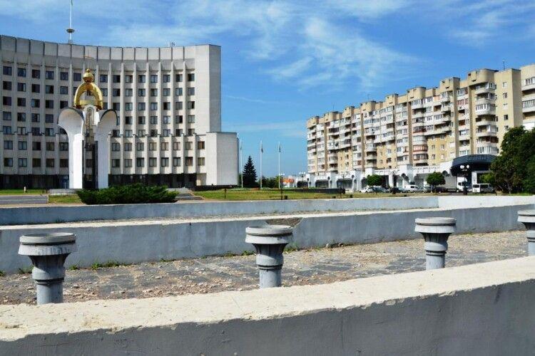 Подавайте цікаві ідеї: у Луцьку відремонтують ще один фонтан