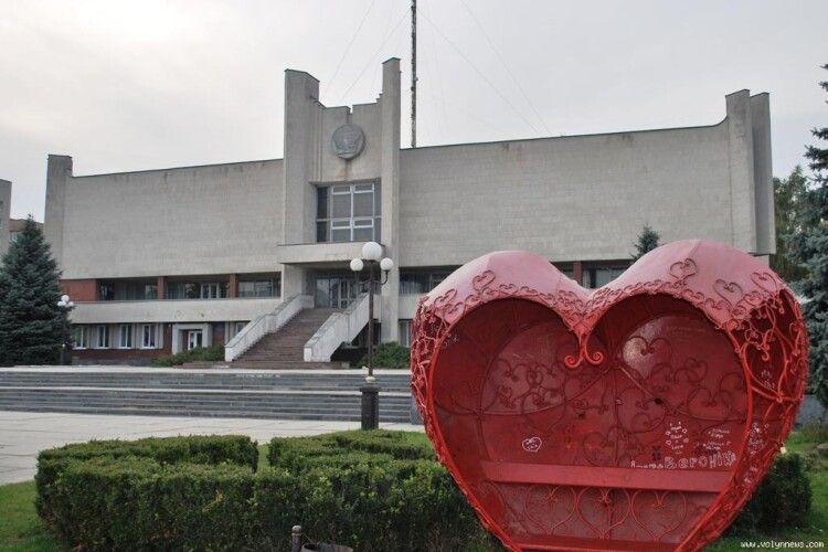 Вже у липні в Луцьку візьмуться за реконструкцію площі перед РАЦСом