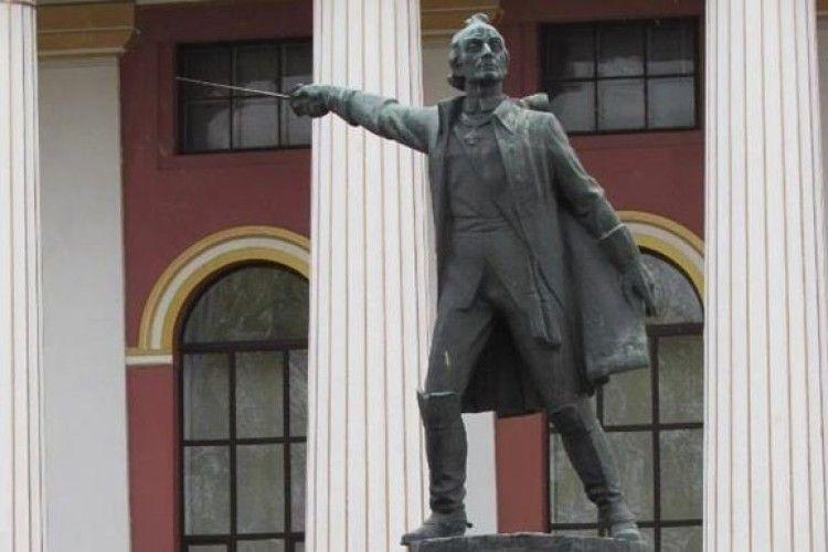 Навіщо швейцарцям демонтований пам'ятник Суворову?