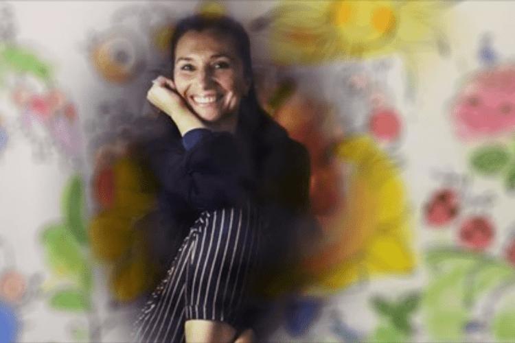 Рівненська мисткиня розповіла малечі, як «Дорости до мрії» (Відео)