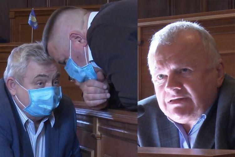 Обласна рада виділила 60 мільйонів  на боротьбу з пандемією.  Плюс ще 1 мільйон — депутат Валерій Діброва