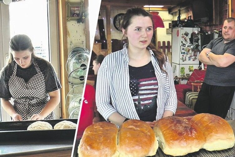 Колишній рекетир, який забирав останню копійку в людей, нині роздає хліб  і доглядає чужих дітей