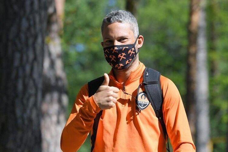 Гравців «Динамо» та «Шахтаря» перед завтрашнім поєдинком протестували на коронавірус