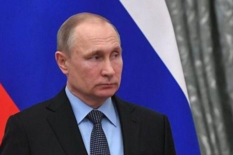 Путін хоче бути «навсєгда»