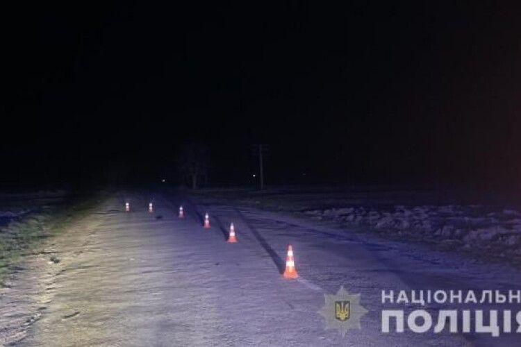 Молодий хлопець із Рівненщини на смерть збив чоловіка у сусідній області (Фото)
