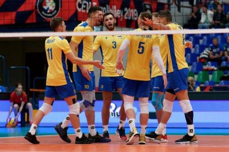 Збірна України з волейболу героїчно перемагає бельгійців і виходить у чвертьфінал Чемпіонату Європи!