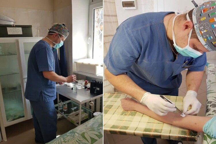 Небезпека в Луцьку: вже 26 пацієнтів звернулися до луцьких медиків за допомогою