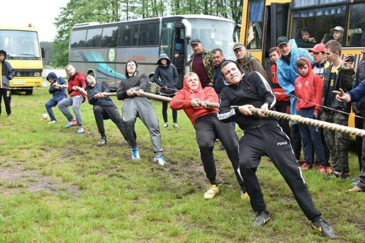 Школярі з Берестечківщини здобули перемогу в «Козацькому гарті»