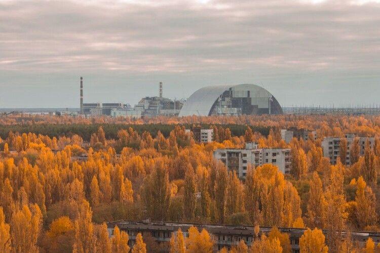 Чорнобильську зону хочу внести до Всесвітньої спадщини ЮНЕСКО