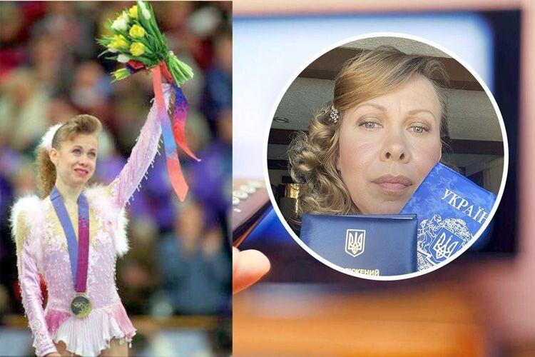 Перша українська чемпіонка відмовилась від Батьківщини