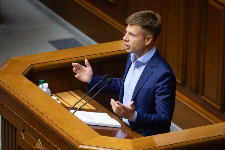 Олексій Гончаренко: «Для мільйонів українців бюджет-2020 – це бюджет «розбитого корита»