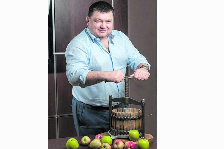 Кожна 12-та пляшка яблучного соку уСША — зукраїнських фруктів!