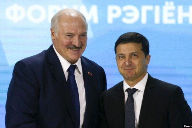 Зеленський порадив Лукашенку, як завершити політичну кризу в Білорусі