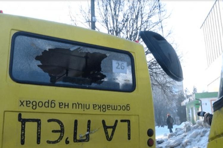 У Луцьку зіткнулися дві маршрутки та автівка (Фото)