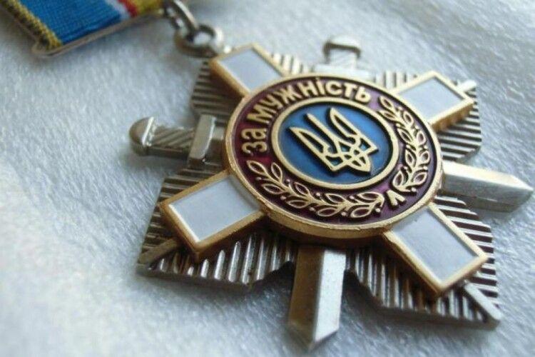Президент посмертно нагородив 4-х бійців 14-ї ОМБР, яка дислокується у Володимирі-Волинському, орденом «За мужність» ІІІ ступеня