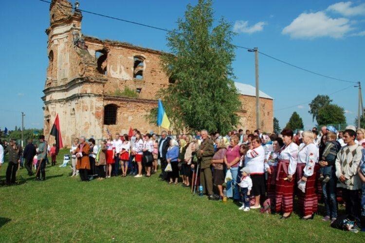 У Новому Загорові Локачинського району відбудеться пісенний фестиваль «За волю України»