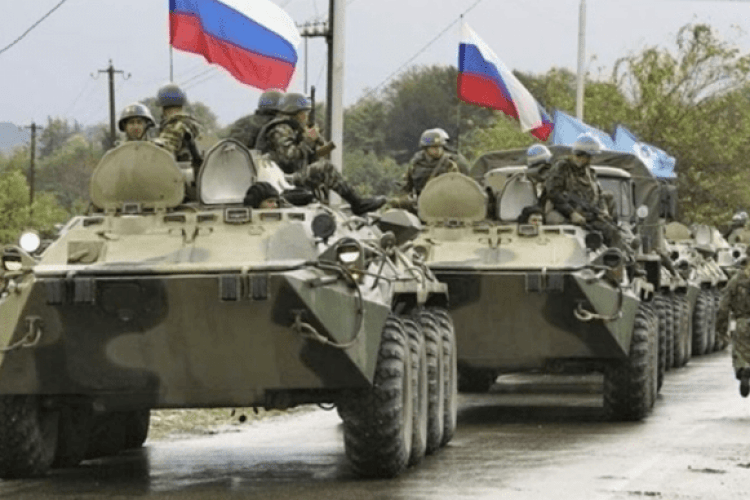 Росія проведе військові навчання біля кордону з Україною