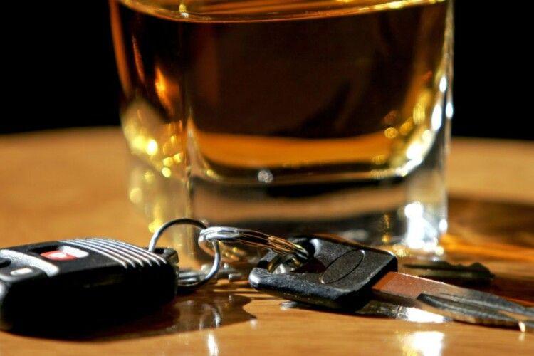 У День автомобіліста на Волині засікли шістьох п'яних водіїв